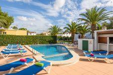 Ferienwohnung in Cala Blanca - Menorca Palmera 6