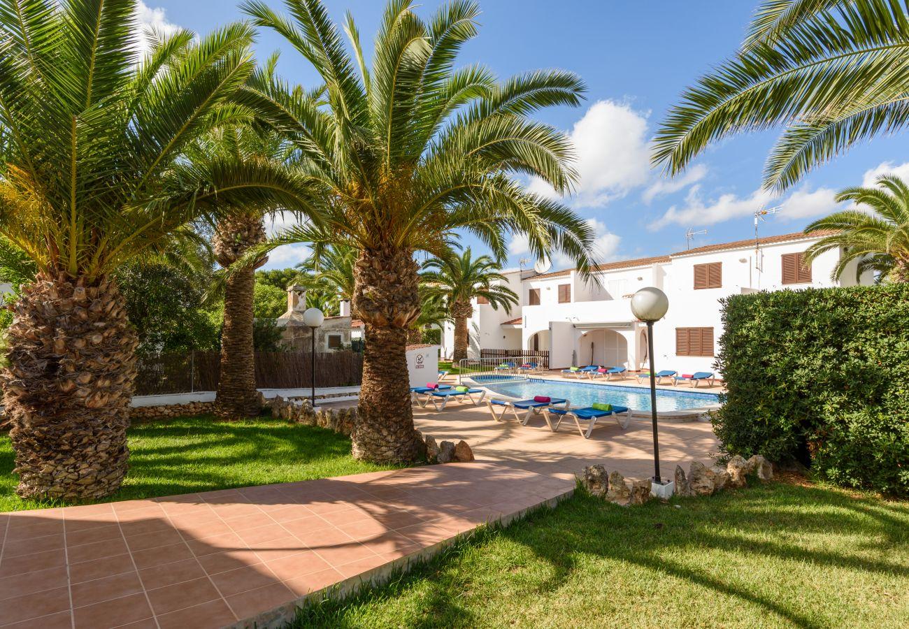 Ferienwohnung in Cala Blanca - Menorca Palmera 5
