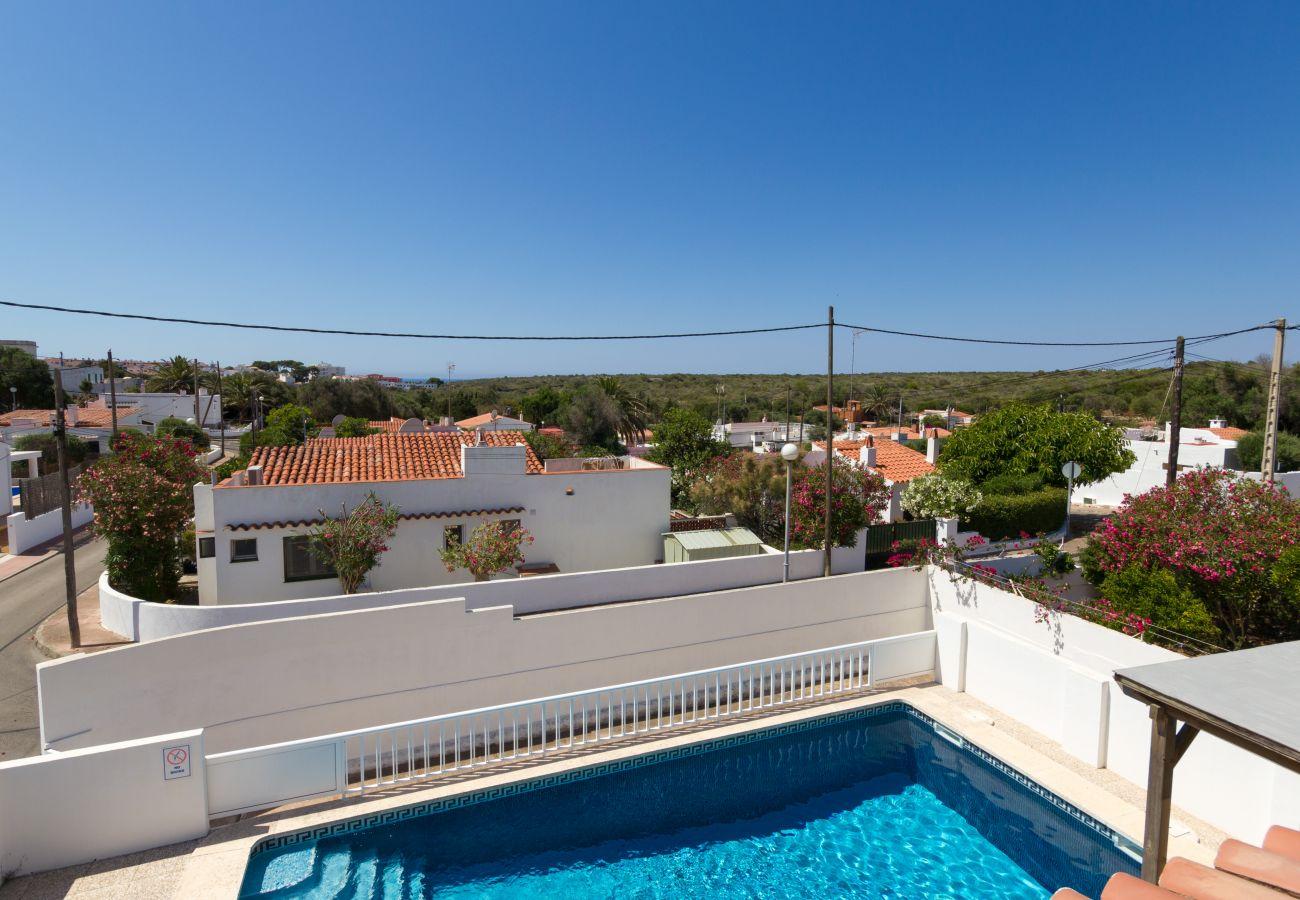 Villa in Calan Porter - Menorca SERENA CP