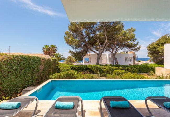 freistehendes Haus in Binibequer - Menorca BINIZAHIRA