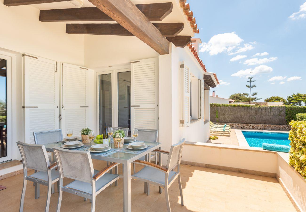 Villa in Binisafuller - Menorca BINILLOR
