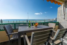 Ferienwohnung in San Bartolomé de Tirajana - Las Burras  Beach, terrace&pool by CanariasGetaway