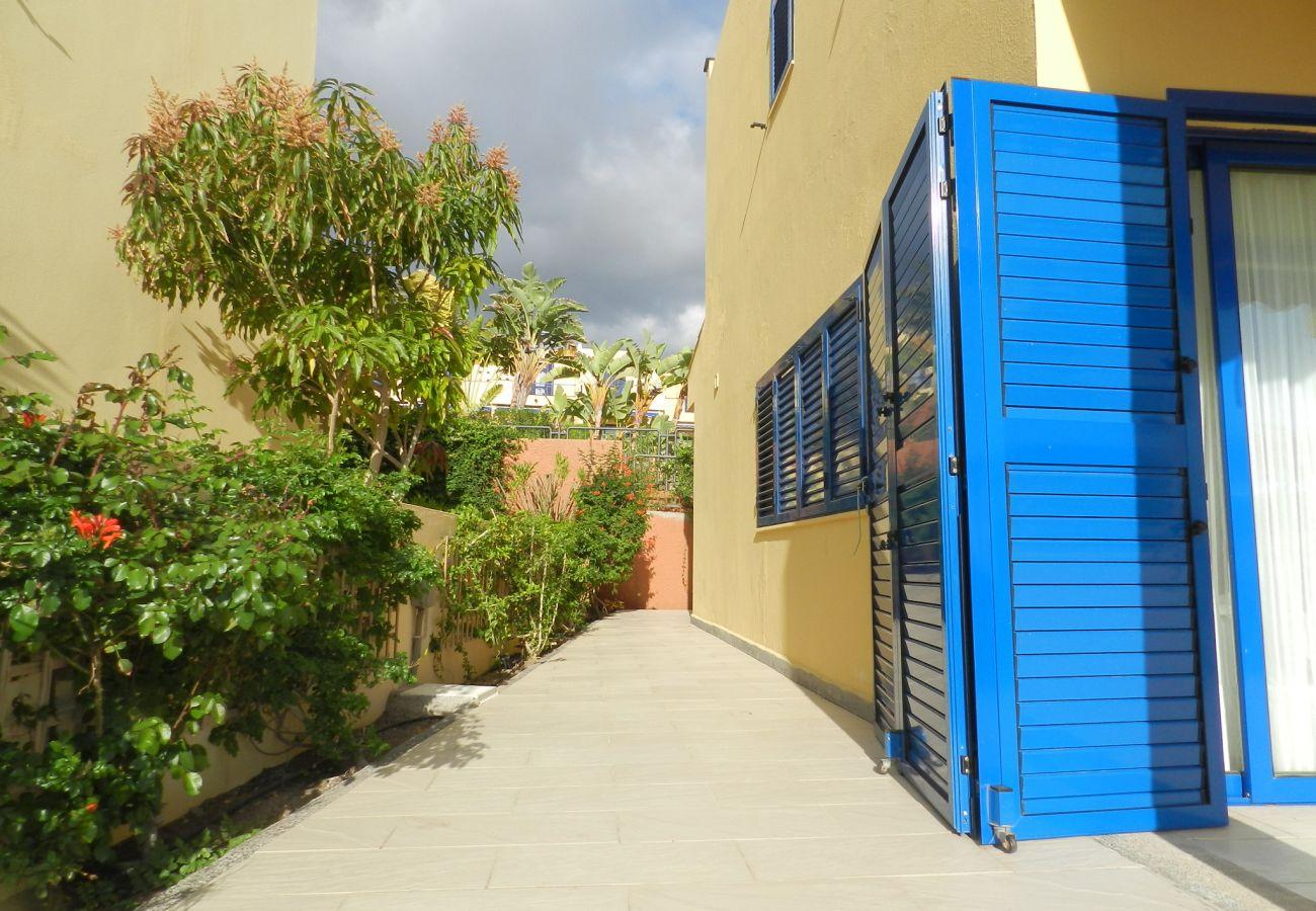 Bungalow in Maspalomas - Duplex great garden Meloneras By CanariasGetaway
