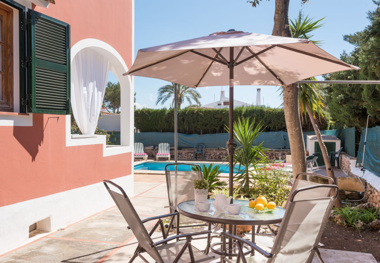 Villa in Ciutadella - Menorca JANE
