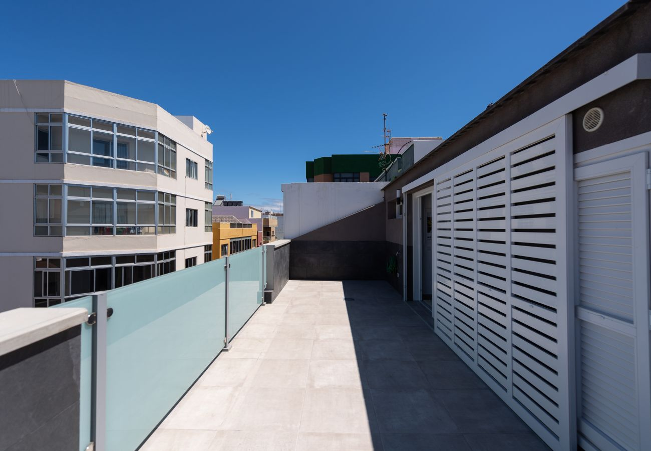 Ferienwohnung in Telde - R.S.R. Los Riscos