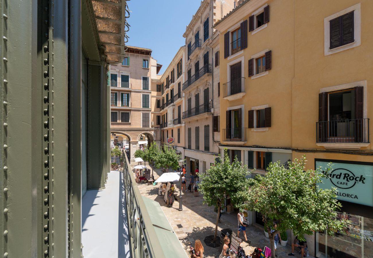 Ferienwohnung in Palma de Mallorca - L´Aguila Suites Gaudí