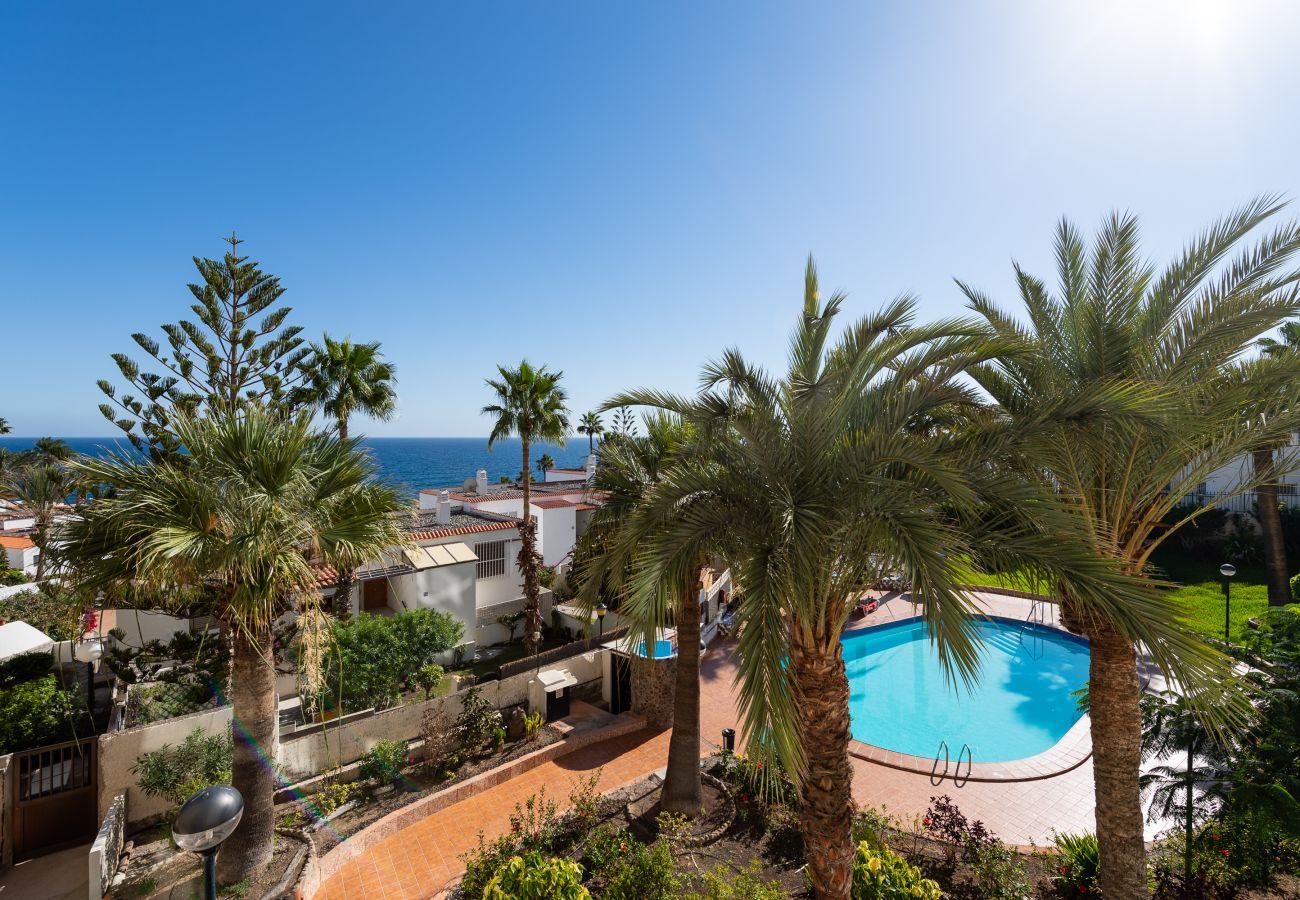 Ferienwohnung in San Bartolomé de Tirajana - Aguila Beach Ocean View By CanariasGetaway