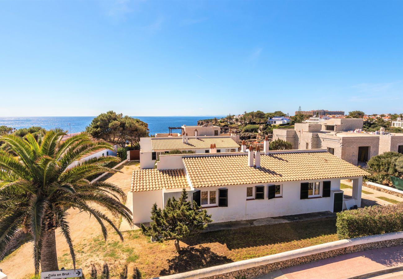 Ferienwohnung in Cala´n Blanes - Menorca-APTO G / C.BRUT