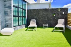 Ferienwohnung in Las Palmas de Gran Canaria - Stunning city center penthouse with terrace