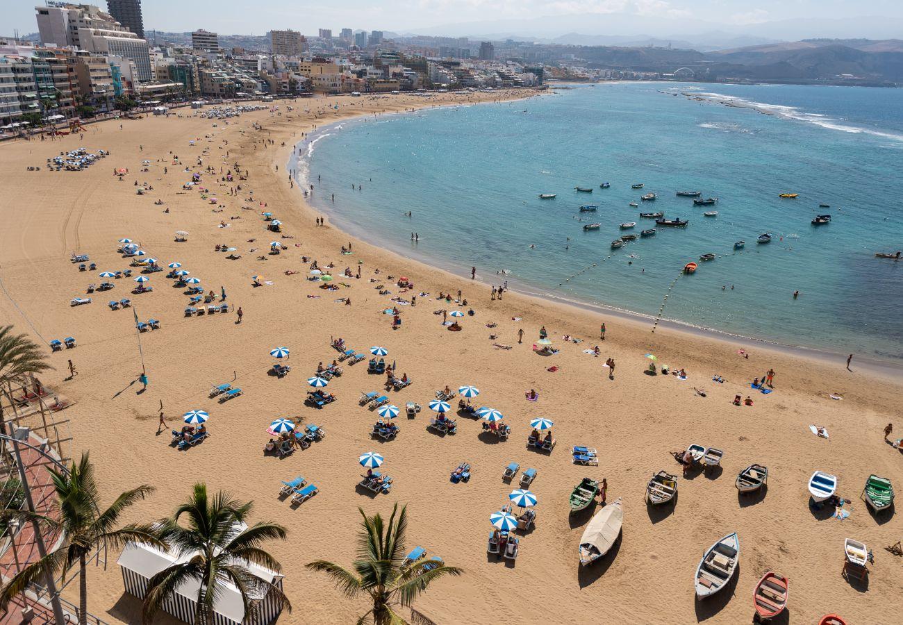 Ferienwohnung in Las Palmas de Gran Canaria - Edison 102 by Canariasgetaway