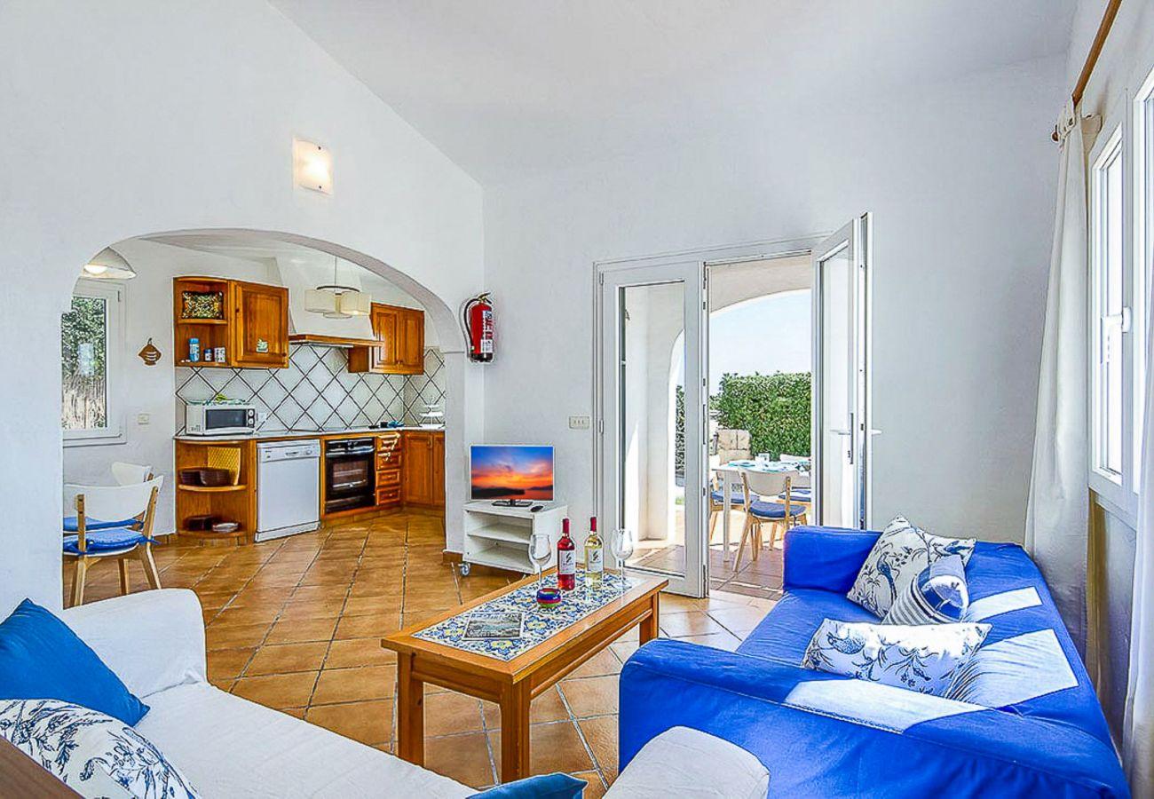 Villa in Cap d´Artruix - Menorca FARO