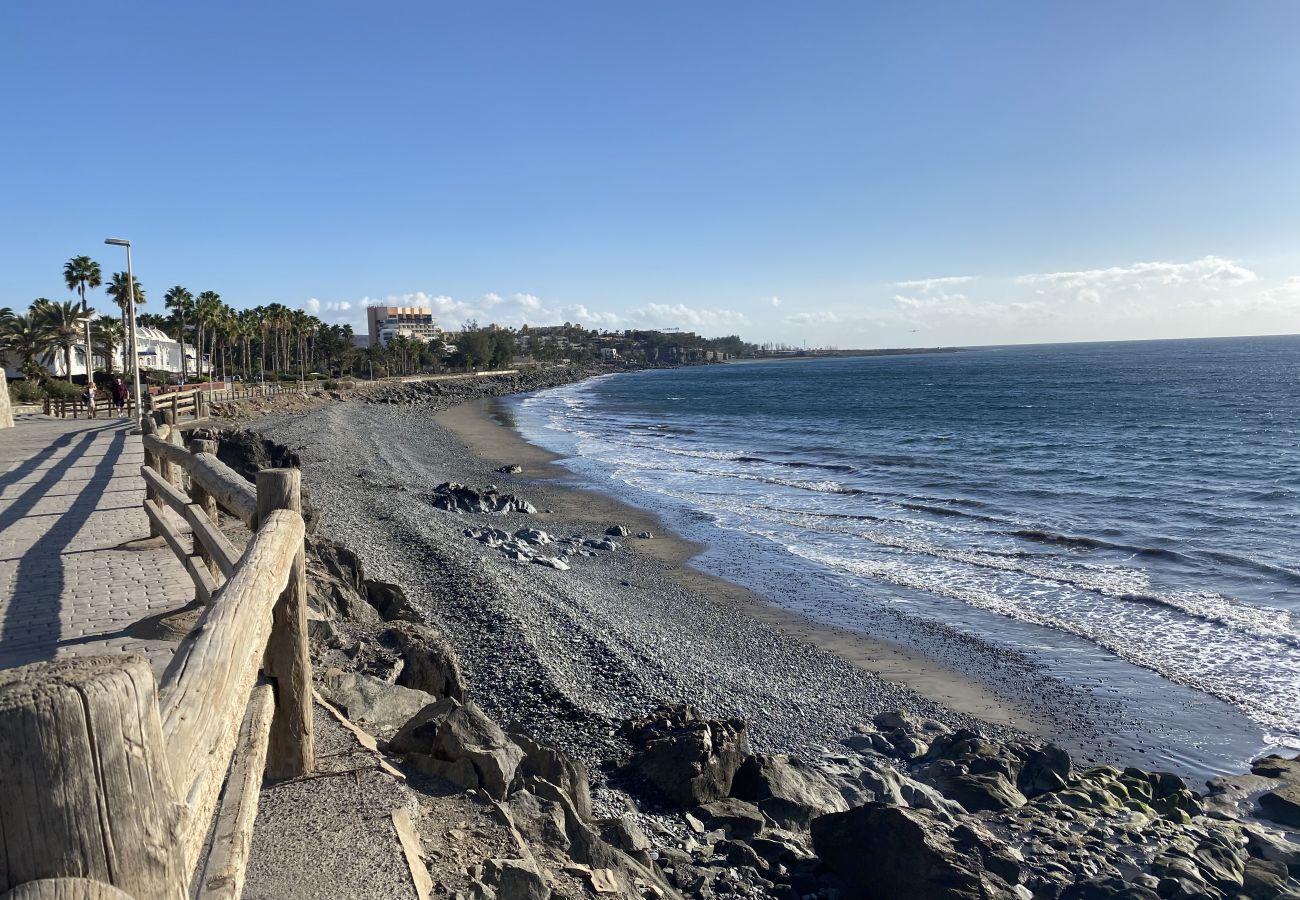 Ferienwohnung in Bahia Feliz - Luxury Terrace Ocean view-P67B By CanariasGetaway