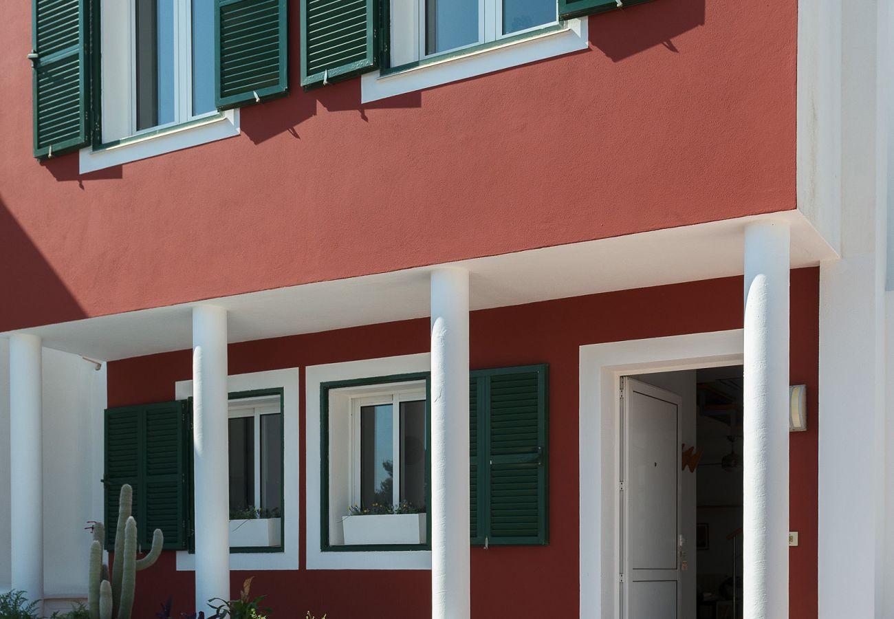 Stadthaus in Ciutadella - Menorca Sa Casa Vermella