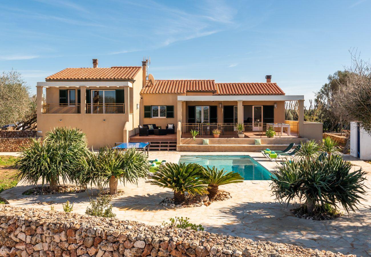Villa in Ciutadella - Menorca Flomertor 1