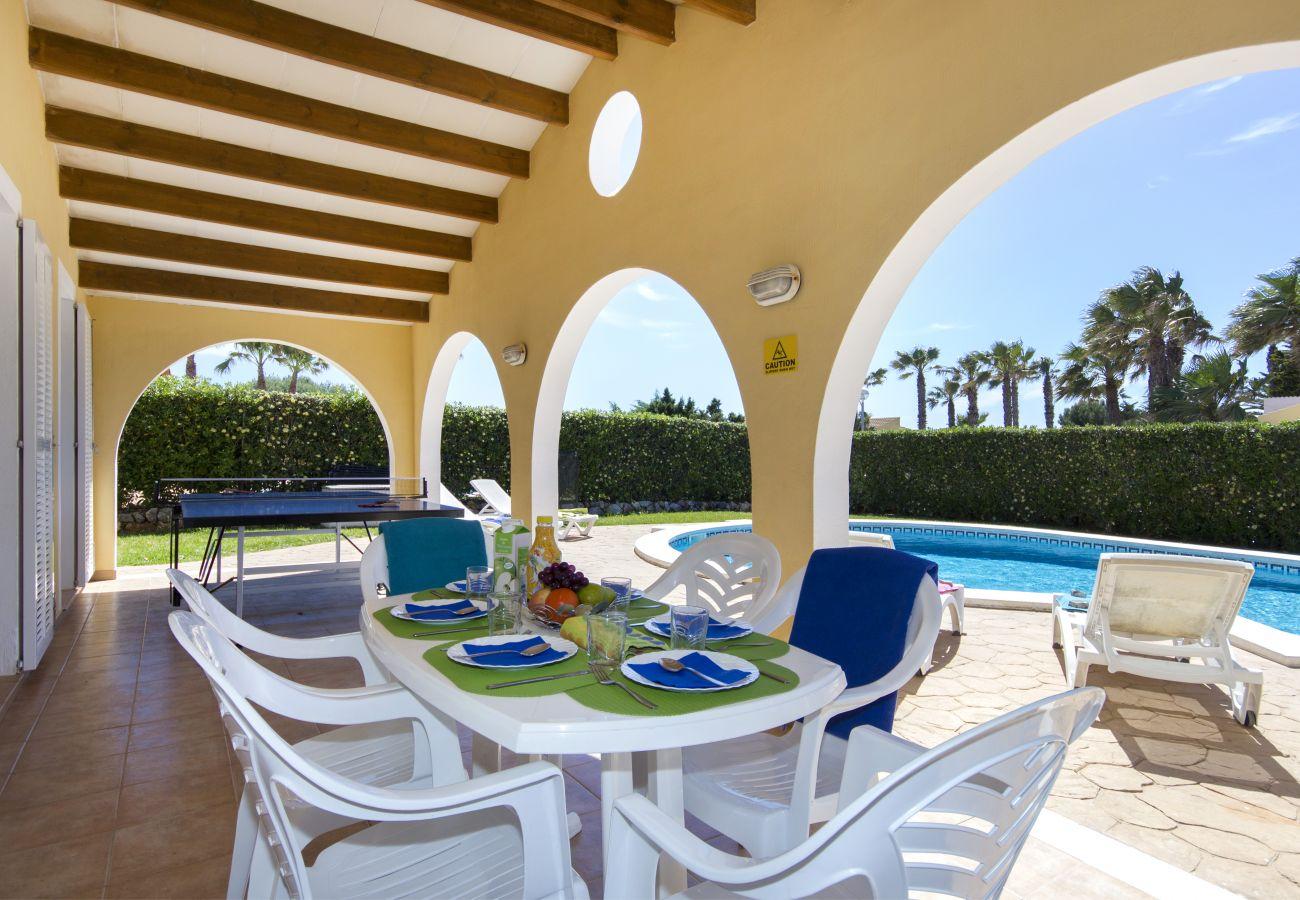 Villa in Cap d´Artruix - Menorca Jupiter