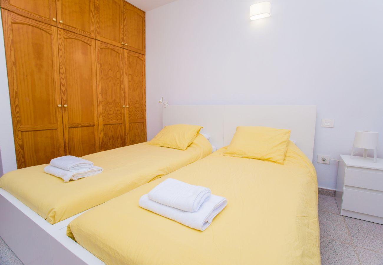 Ferienwohnung in Agüimes - Arinaga Colors - Yellow By CanariasGetaway