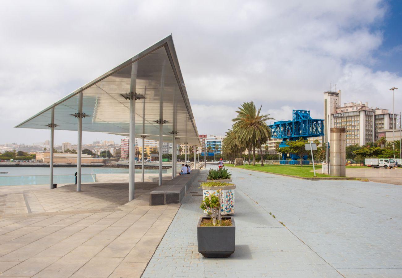 Ferienwohnung in Las Palmas de Gran Canaria - Bolivar cute home By CanariasGetaway
