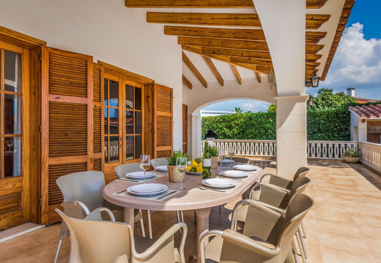 Villa in Cala Blanca - Menorca Jalima 1