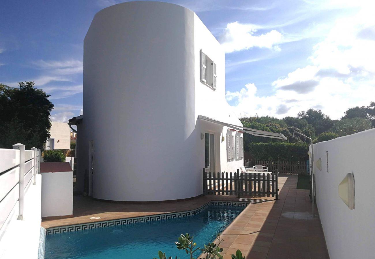 Villa in Cala Blanca - Menorca ES RACÓ DES CORAL