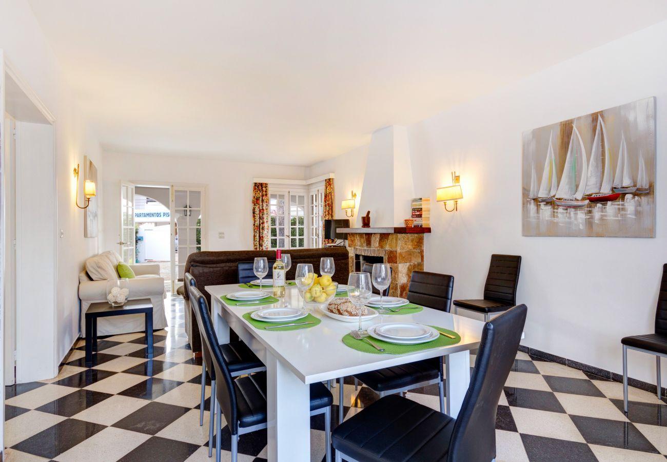 Villa in Cala Blanca - Menorca Lorenzo